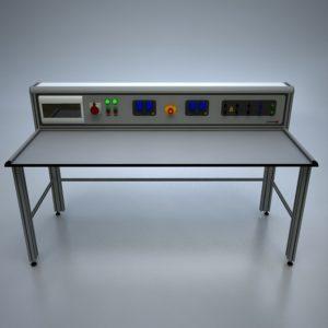 stół elektrotechniczny 400V