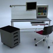 stół pneumatyczny eszydłowski